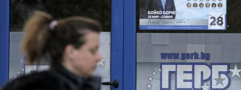Vor der Parlamentswahl in Bulgarien - Foto: Valentina Petrova/AP/dpa
