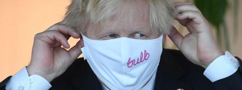 Boris Johnson - Foto: Jeremy Selwyn/Evening Standard/PA Wire/dpa