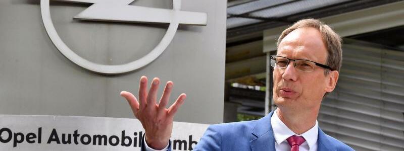 Opel - Michael Lohscheller - Foto: Martin Schutt/dpa-Zentralbild/dpa
