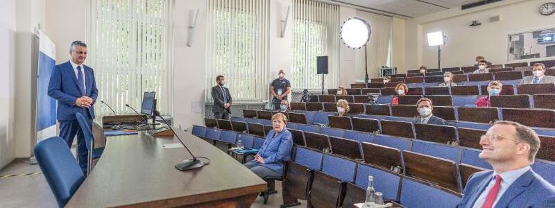 Robert Koch-Institut - Foto: Michael Kappeler/dpa-pool/dpa