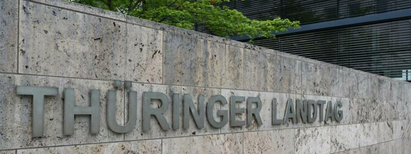 Th?ringer Landtag - Foto: Martin Schutt/dpa-Zentralbild/dpa