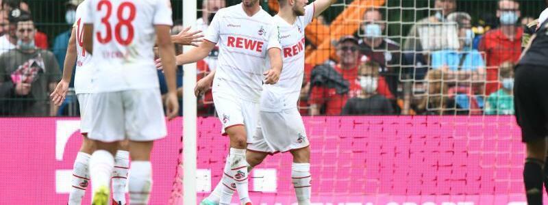 FC Bayern M?nchen - 1. FC K?ln - Foto: Silas Stein/dpa