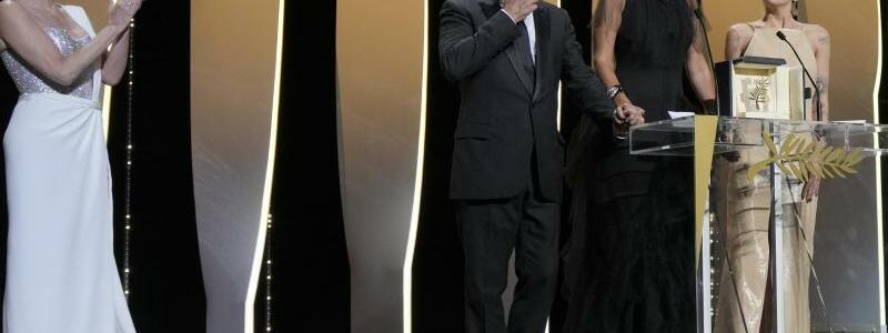 Filmfestival Cannes - Titane - Foto: Vadim Ghirda/AP/dpa