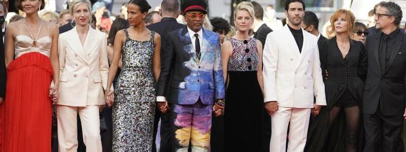 Filmfestival Cannes - Jury - Foto: Brynn Anderson/AP/dpa
