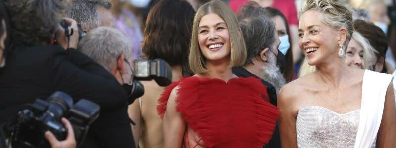 Filmfestival Cannes - Pike + Stone - Foto: Vianney Le Caer/Invision/AP/dpa
