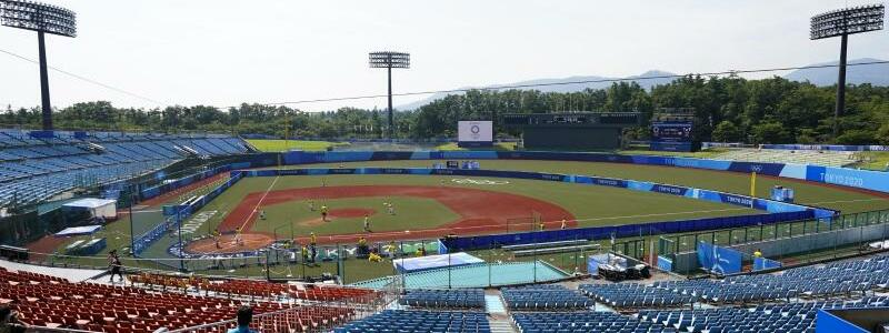 Softball - Foto: Jae C. Hong/AP/dpa