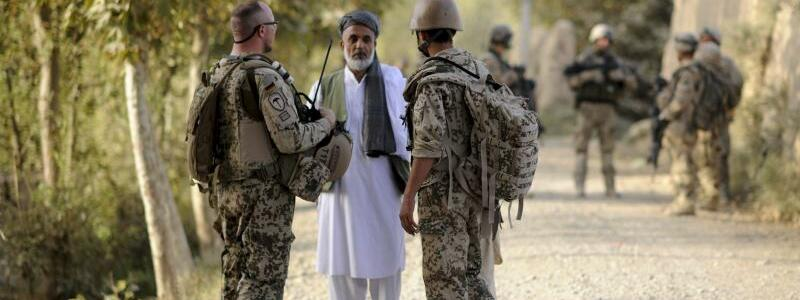 Afghanische Ortskr?fte - Foto: picture alliance / dpa