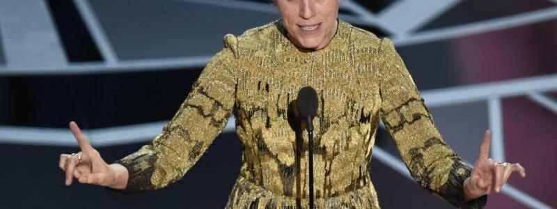 Frances McDormand - Foto: Chris Pizzello/Invision/AP/dpa