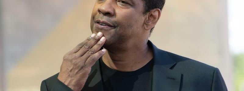Denzel Washington - Foto: Lisa Ducret/dpa