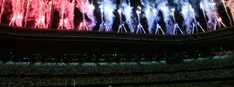 Olympische Ringe - Foto: Swen Pf?rtner/dpa
