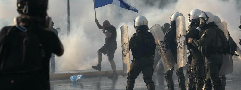 Coronavirus - Griechenland - Foto: Yorgos Karahalis/AP/dpa