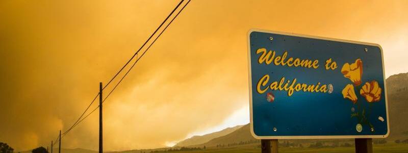 Waldbr?nde in Kalifornien - Foto: Ty O'neil/SOPA Images via ZUMA Press Wire/dpa