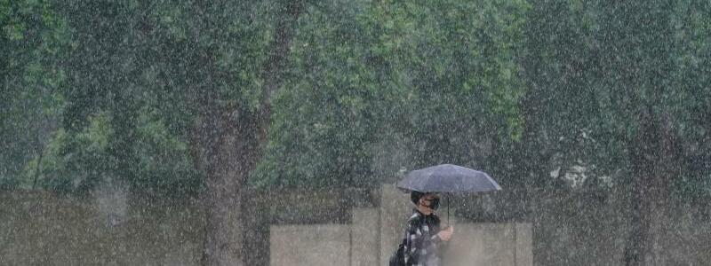 Wetter in Gro?britannien - Foto: Victoria Jones/PA Wire/dpa