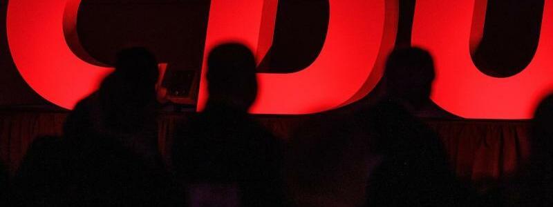 Union sagt Wahlkampfauftakt in Rust ab - Foto: Swen Pf?rtner/dpa