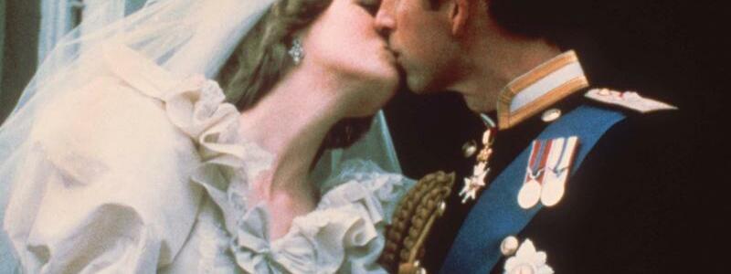 Prinz Charles und Diana - Foto: --/dpa