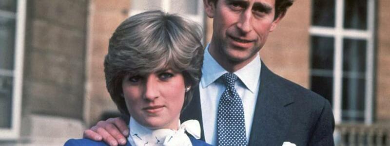 Prinz Charles und Diana - Foto: Str/EPA FILE/dpa