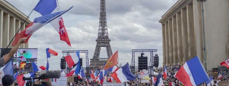 Frankreich - Foto: Rafael Yaghobzadeh/AP/dpa