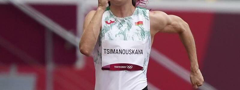 Kristina Timanowskaja - Foto: Martin Meissner/AP/dpa