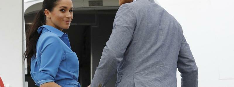 Herzogin Meghan und Prinz Harry - Foto: Phil Nobel/Reuters POOL/AP/dpa