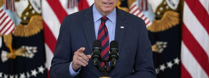 US-Pr?sident Biden - Foto: Susan Walsh/AP/dpa