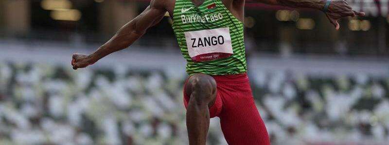 Hugues Zango - Foto: David J. Phillip/AP/dpa