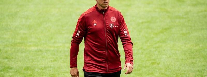Neuer Bayern-Coach - Foto: Matthias Balk/dpa