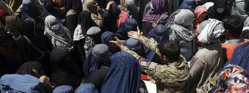 Konflikt in Afghanistan - Foto: Rahmat Gul/AP/dpa