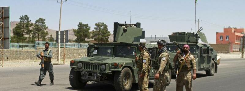 Konflikt in Afghanistan - Foto: Hamed Sarfarazi/AP/dpa