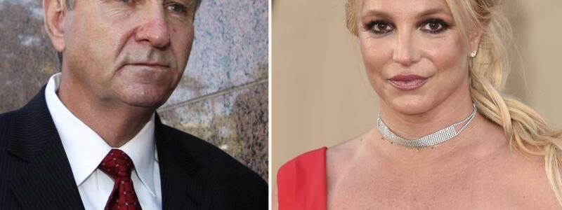 Jamie Spears und Britney Spears - Foto: Uncredited/AP/dpa