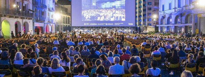 Filmfestival in Locarno - Foto: Urs Flueeler/KEYSTONE/dpa