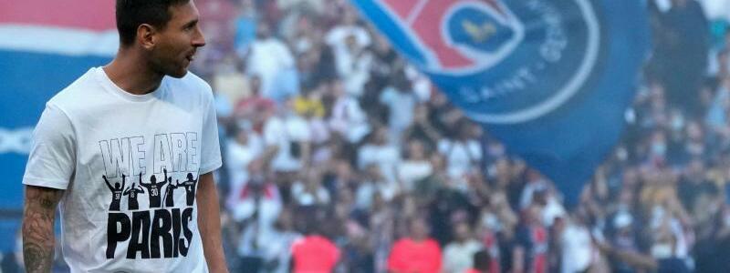 Lionel Messi - Foto: Francois Mori/AP/dpa