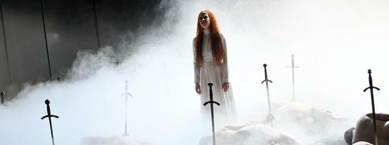 Salzburger Festspiele 2021 - Maria Stuart - Foto: Barbara Gindl/APA/dpa