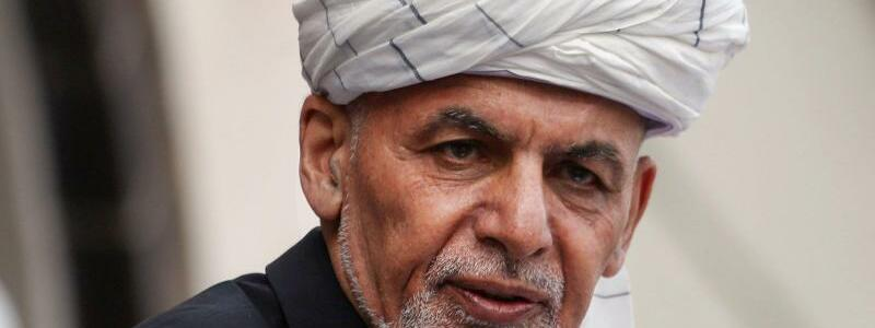 Afghanistans Pr?sident Aschraf Ghani hat das Land verlassen - Foto: Rahmat Gul/AP/dpa