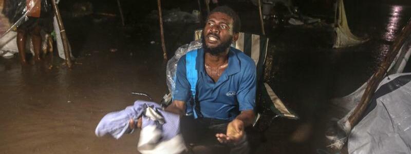 Erdbeben auf Haiti - Foto: Joseph Odelyn/AP/dpa