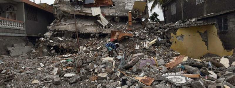 Erdbeben auf Haiti - Foto: Carol Guzy/ZUMA Press Wire/dpa