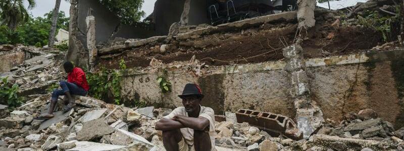 Haiti - Foto: Fernando Llano/AP/dpa