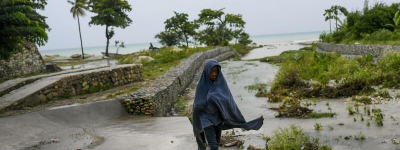 Haiti - Foto: Matias Delacroix/AP/dpa