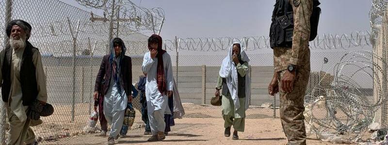 Konflikt in Afghanistan - Foto: Uncredited/AP/dpa