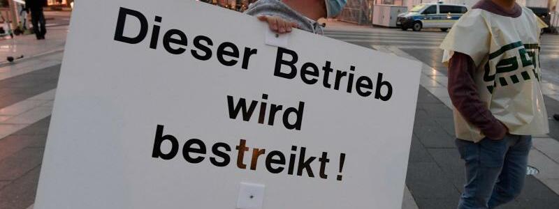 Lokf?hrer streiken - Foto: Roberto Pfeil/dpa