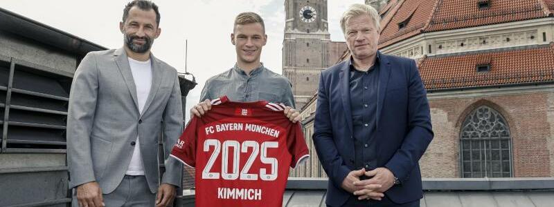 Vertragsverl?ngerung - Foto: ---/Bayern M?nchen/dpa