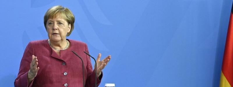 Angela Merkel - Foto: John Macdougall/AFP POOL/dpa