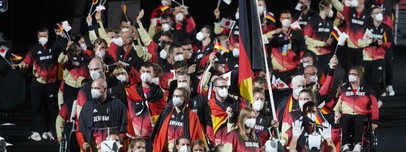 Team Deutschland - Foto: Marcus Brandt/dpa