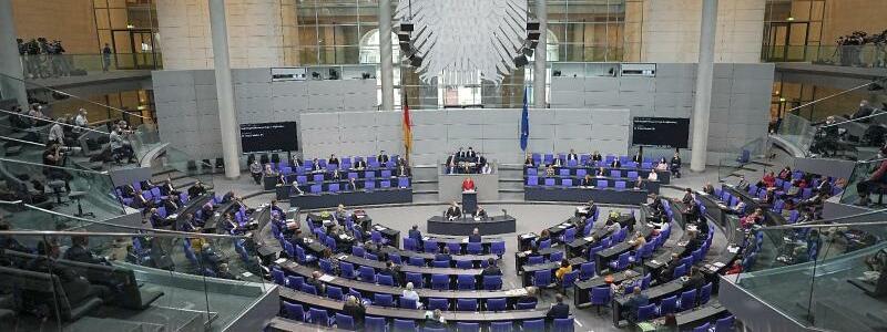 Bundestagssitzung - Foto: Michael Kappeler/dpa