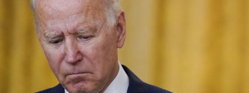 US-Pr?sident Joe Biden - Foto: Evan Vucci/AP/dpa