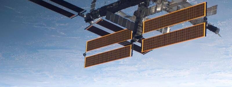 ISS - Foto: NASA/dpa