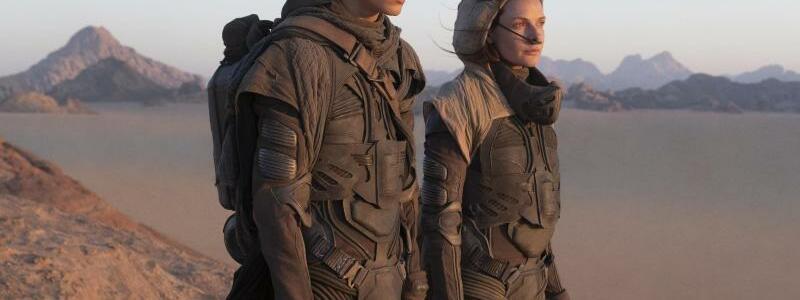 Dune - Foto: Chia Bella James/Warner Bros. Entertainment Inc. via AP/dpa