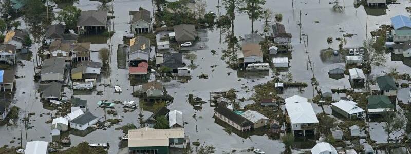 Hurrikan ?Ida? - Foto: Gerald Herbert/AP/dpa