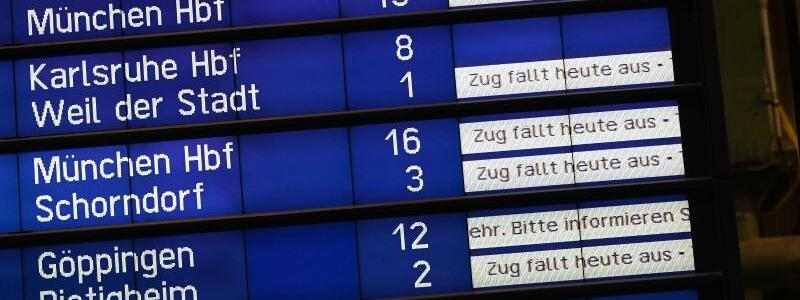 Hier f?hrt wenig - Foto: Bernd Wei?brod/dpa