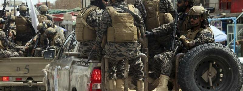 Konflikt in Afghanistan - Foto: AP/dpa