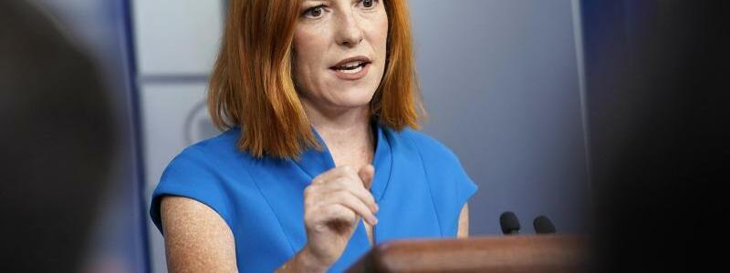 Psaki - Foto: Susan Walsh/AP/dpa